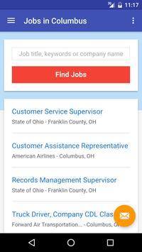 Jobs in Columbus, OH, USA apk screenshot