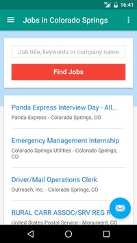 Jobs in Colorado Springs, CO screenshot 2