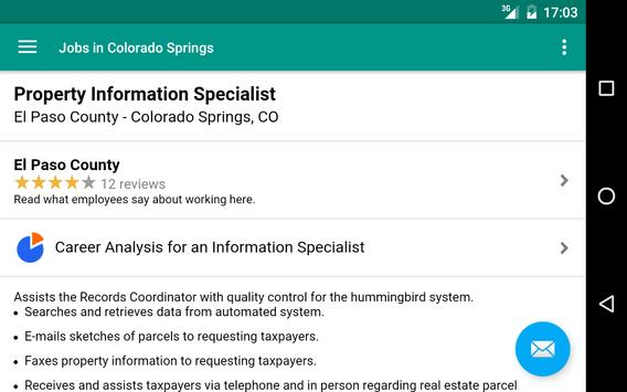 Jobs in Colorado Springs, CO screenshot 7