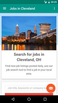 Jobs in Cleveland, OH, USA poster