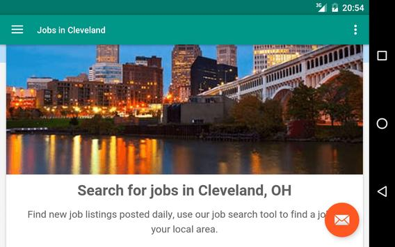 Jobs in Cleveland, OH, USA apk screenshot