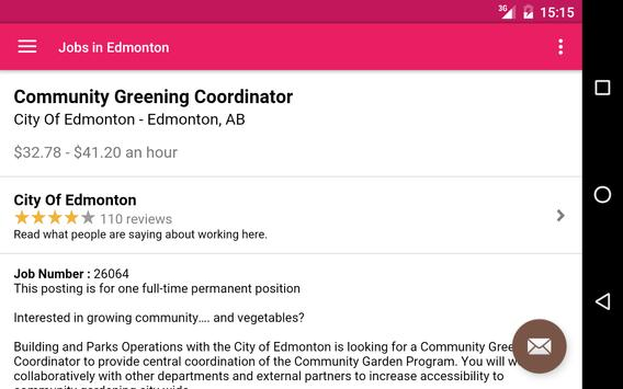 Jobs in Edmonton, Canada screenshot 7