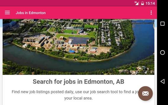 Jobs in Edmonton, Canada screenshot 4