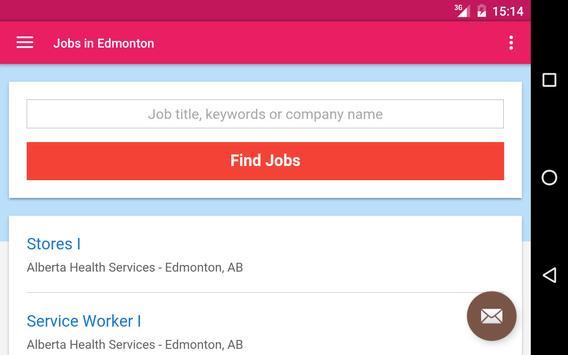 Jobs in Edmonton, Canada screenshot 6