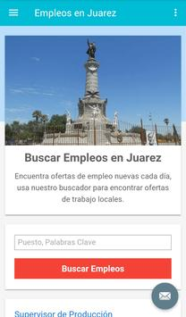 Empleos en Juarez, Mexico poster