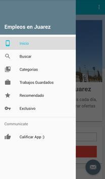 Empleos en Juarez, Mexico screenshot 1
