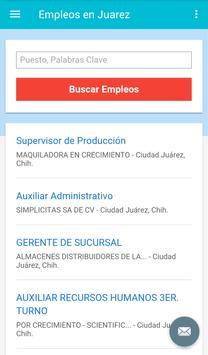 Empleos en Juarez, Mexico screenshot 2