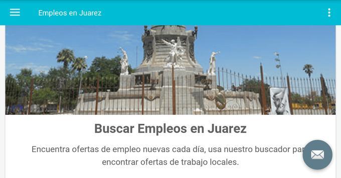 Empleos en Juarez, Mexico screenshot 4