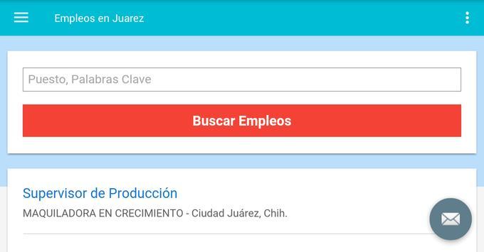 Empleos en Juarez, Mexico screenshot 6