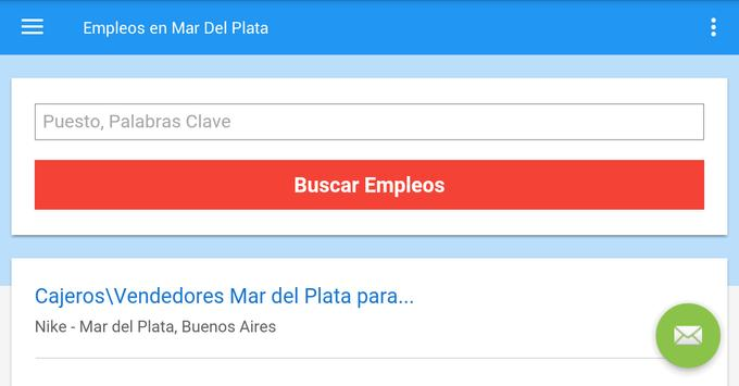 Empleos en Mar del Plata screenshot 6