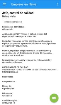 Empleos en Neiva, Colombia screenshot 3