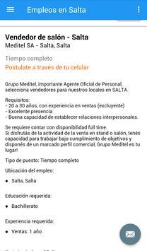 Empleos en Salta, Argentina screenshot 3
