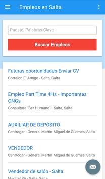 Empleos en Salta, Argentina screenshot 2