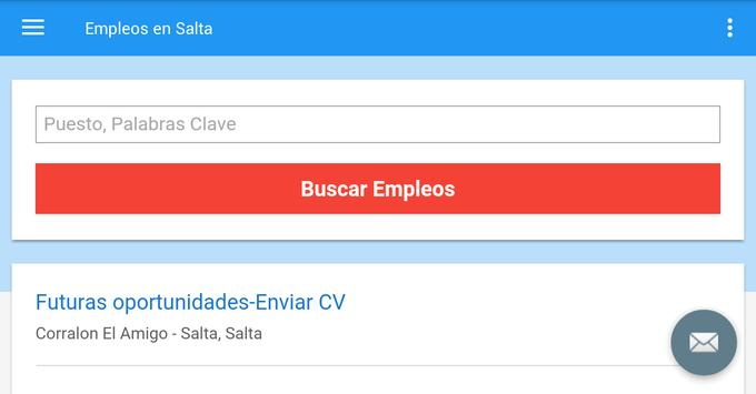 Empleos en Salta, Argentina screenshot 6