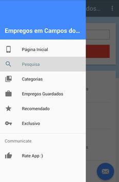Empregos Campos dos Goytacazes apk screenshot