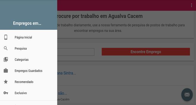 Empregos em Agualva-Cacém screenshot 5