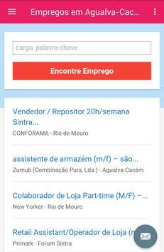 Empregos em Agualva-Cacém screenshot 2