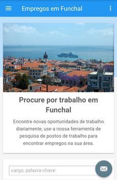 Empregos em Funchal poster