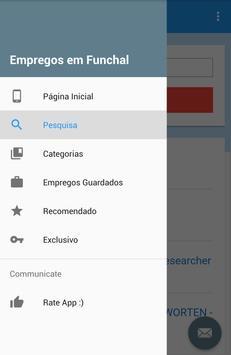 Empregos em Funchal screenshot 1