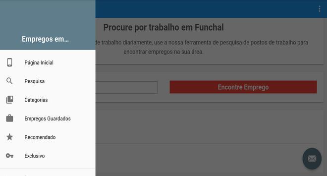 Empregos em Funchal screenshot 5