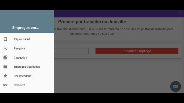 Empregos em Joinville, Brasil screenshot 5