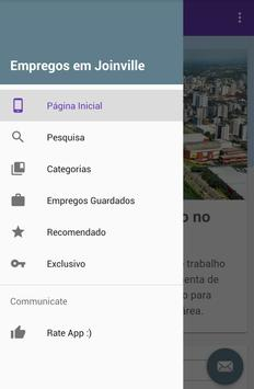 Empregos em Joinville, Brasil screenshot 1