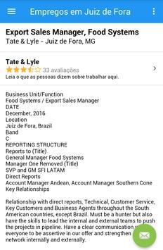 Empregos em Juiz de Fora screenshot 3