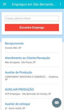 Empregos em São Bernardo screenshot 2