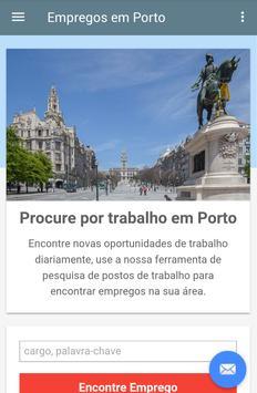 Empregos em Porto poster