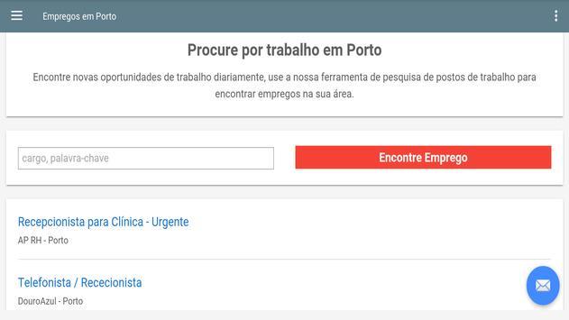 Empregos em Porto screenshot 4
