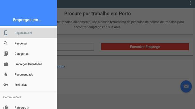 Empregos em Porto screenshot 5