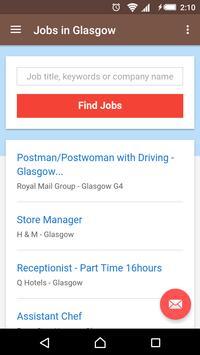 Jobs in Glasgow, UK apk screenshot