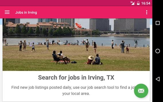 Jobs in Irving, TX, USA screenshot 4
