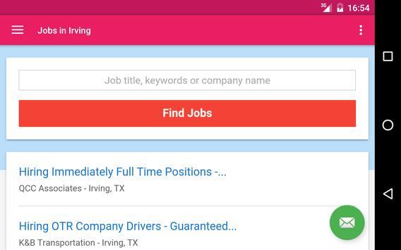 Jobs in Irving, TX, USA screenshot 6