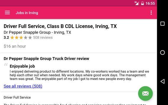 Jobs in Irving, TX, USA screenshot 7