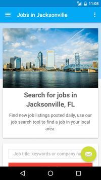 Jobs in Jacksonville, FL, USA poster