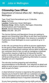 Jobs in Wellington screenshot 3