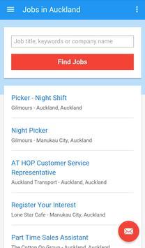 Jobs in Auckland, New Zealand screenshot 2