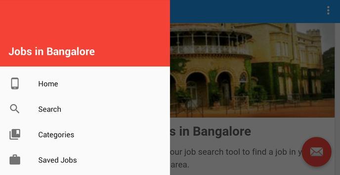 Jobs in Bangalore, India apk screenshot
