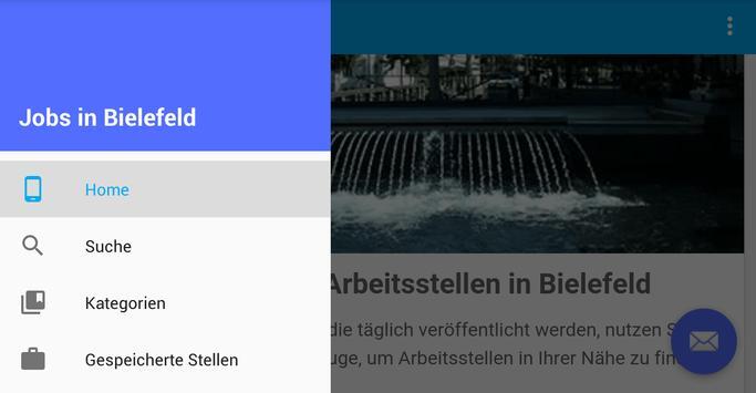 Jobs in Bielefeld, Deutschland apk screenshot