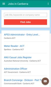Jobs in Canberra, Australia screenshot 2