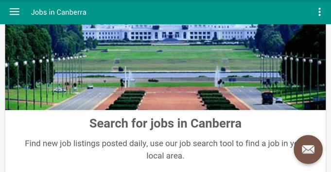Jobs in Canberra, Australia screenshot 4