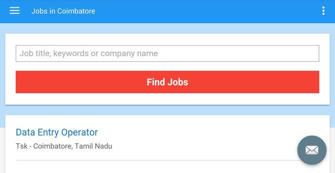 Jobs in Coimbatore, India screenshot 6