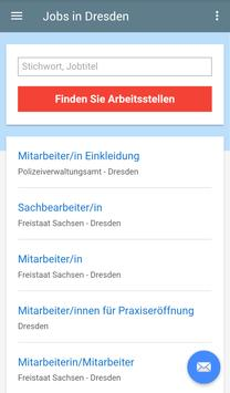 Jobs in Dresden, Deutschland apk screenshot