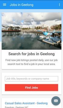 Jobs in Geelong, Australia poster