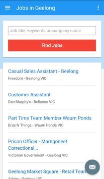 Jobs in Geelong, Australia screenshot 2