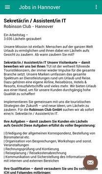 Jobs in Hannover, Deutschland screenshot 3