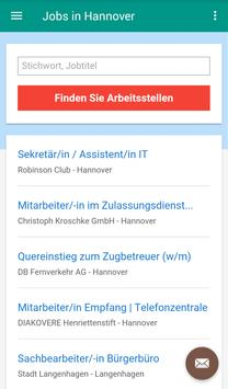 Jobs in Hannover, Deutschland screenshot 2