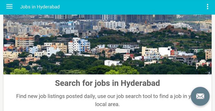 Jobs in Hyderabad, India screenshot 4