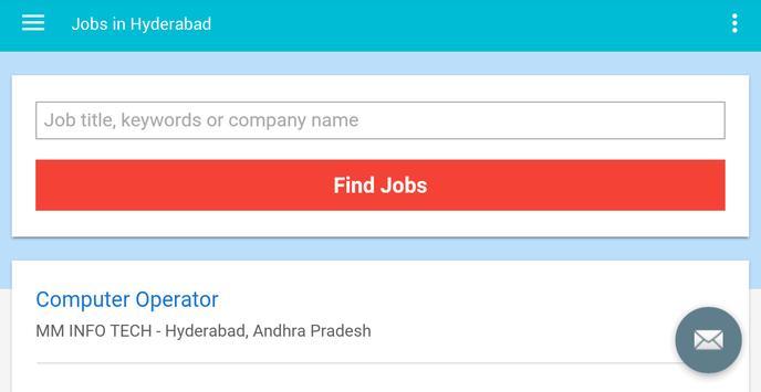 Jobs in Hyderabad, India screenshot 6